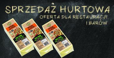 Sprzedaż hurtowa, wegańskie produkty, sery, mleka kokosowe